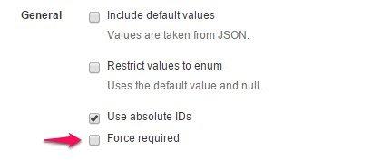 Manually create an Interface Asset Descriptor for a REST