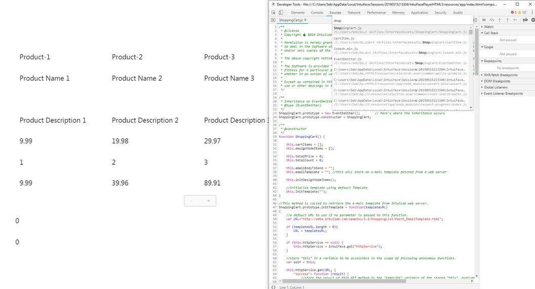 Using Chrome DevTools to Debug Custom JavaScript-based